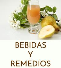 BEBIDAS Y REMEDIOS