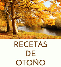 RECETAS OTOÑO