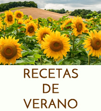 RECETAS VERANO