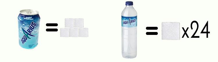 acuarius azucar