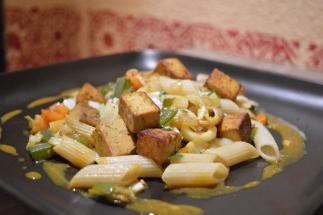 pasta con tofu-1