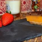 Tarta dulce de Calabaza Especiada